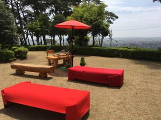 森·茶·会〜野点·お庭で茶会〜