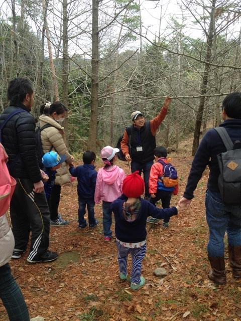 森のムッレ教室プレイベント開催しました