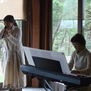 写真:静岡県立森林公園アカマツの森のうたお披露目ライブ開催!!