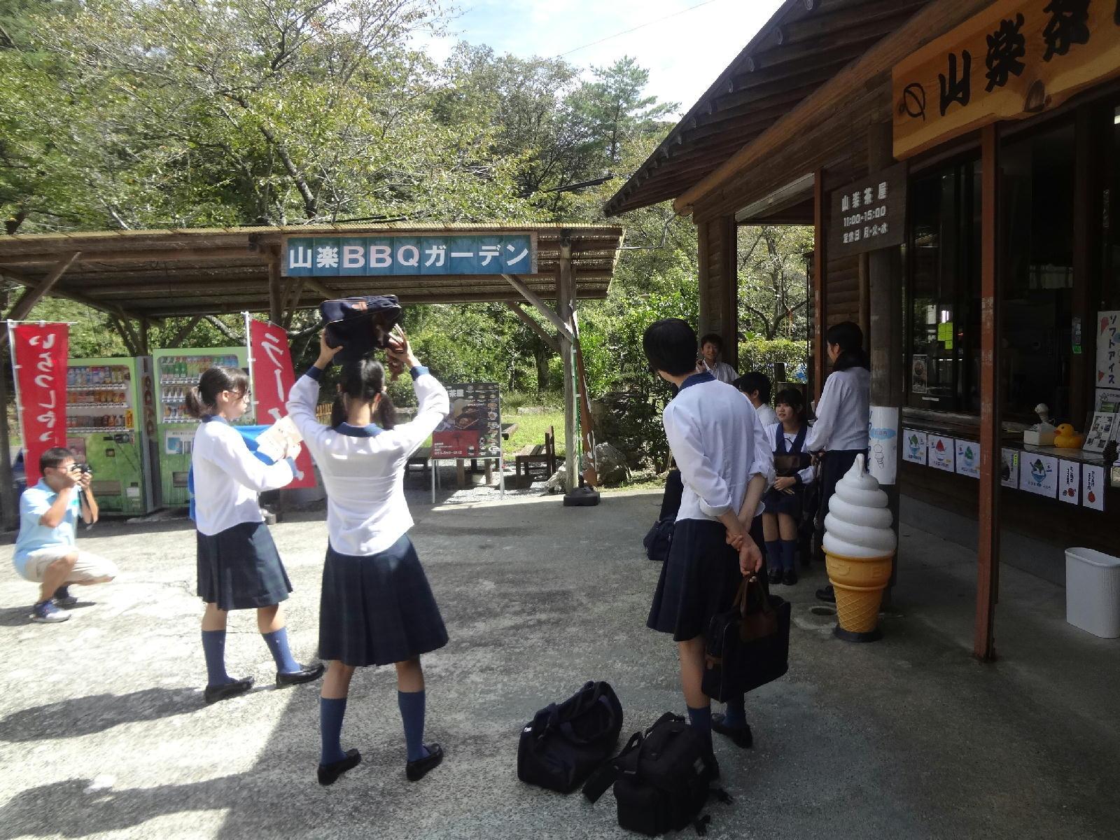 ①『森林公園勝手に応援団』第2弾活動報告