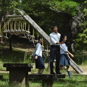 写真:①『森林公園勝手に応援団』第2弾活動報告