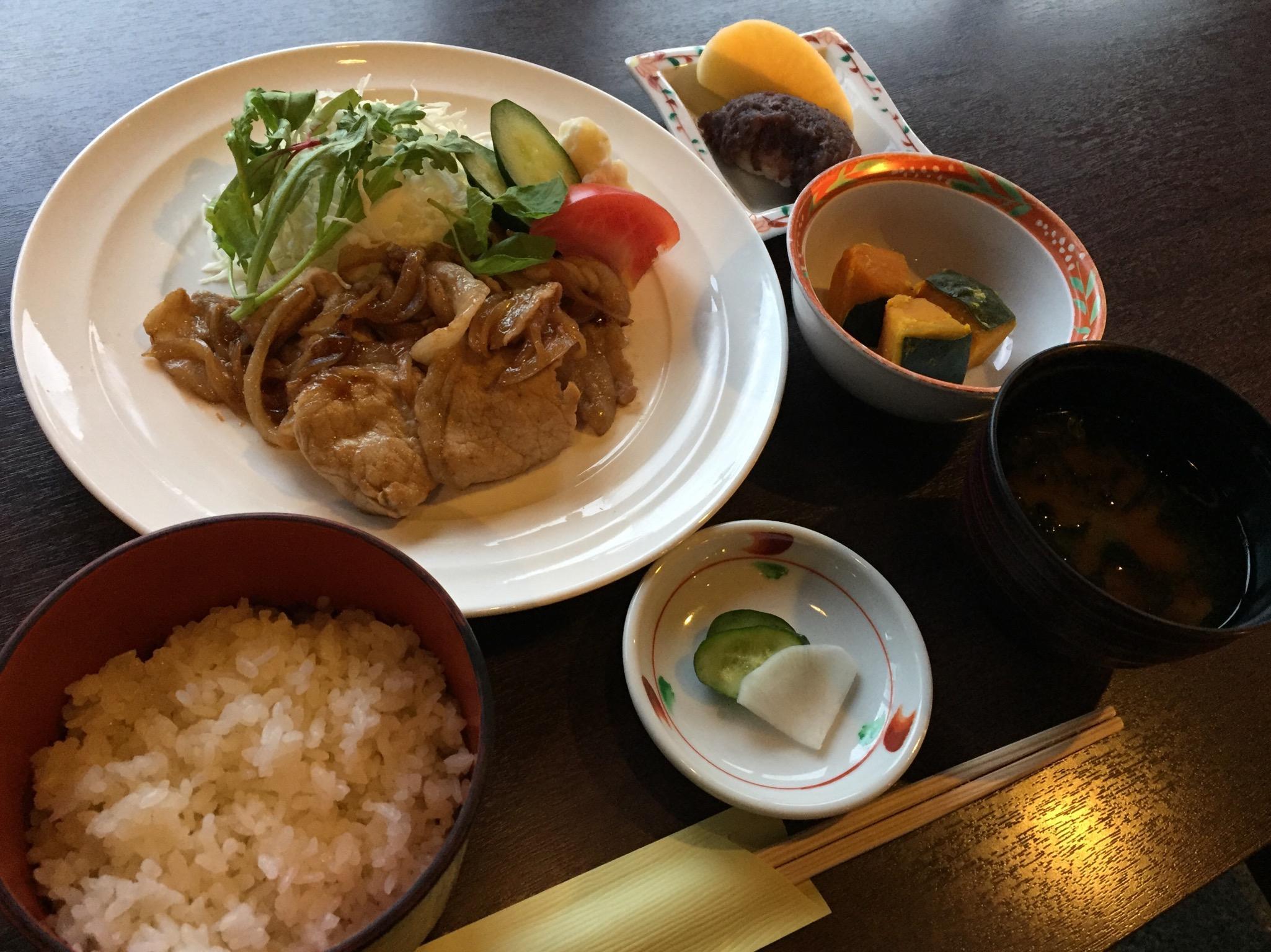 『アスリート飯』『健康飯』始めました!