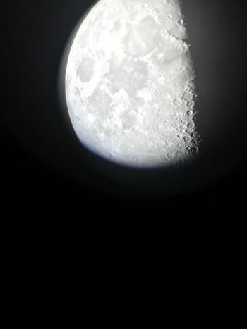 写真:星空観察会(7/25~8/30)