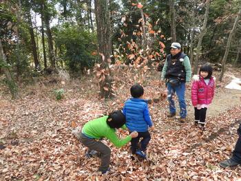 写真:あつまる企画! マミたん&ニーチャの四季の森お楽しみツアー(1月)