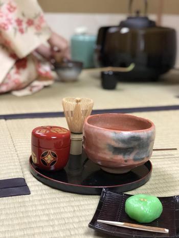 写真:森・茶・会 ~森で愉しむミニ茶会~