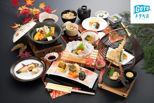 写真: 【1泊2食付】松茸会席プラン