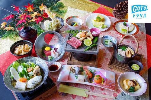 写真:【1泊2食付】松茸三昧プラン