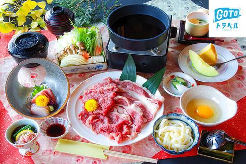 写真:【1泊2食付】三ヶ日牛すき焼き会席プラン
